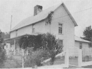 The Richard Cheek House